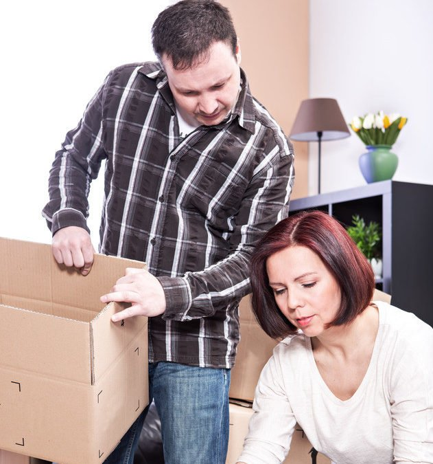 Couple Planning a Move Together