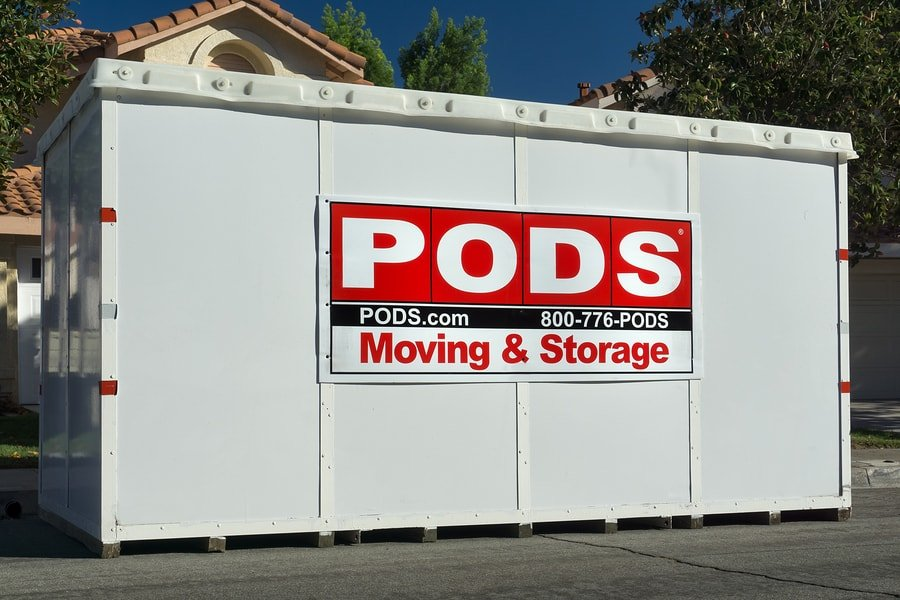 Comparing Professional Movers Vs Pods