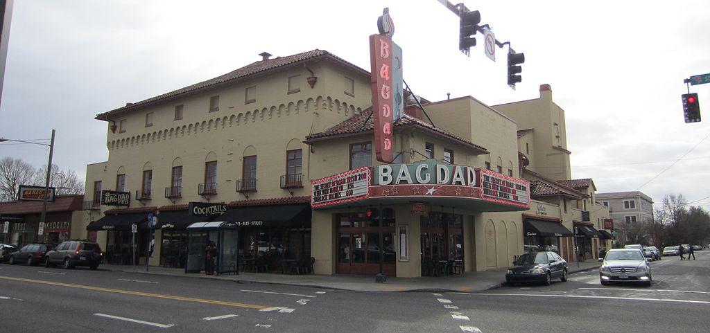 Bagdad Theater Hawthorne Portland