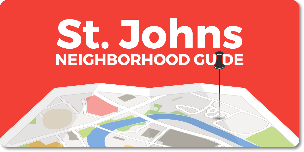 St Johns - Portland Neighborhood Guide