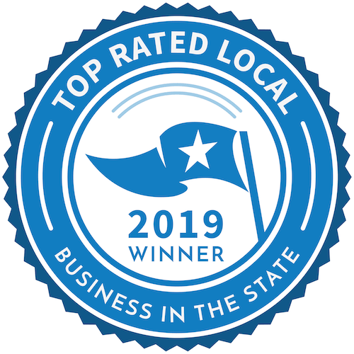 Top Rated Local Businesses Award 2019