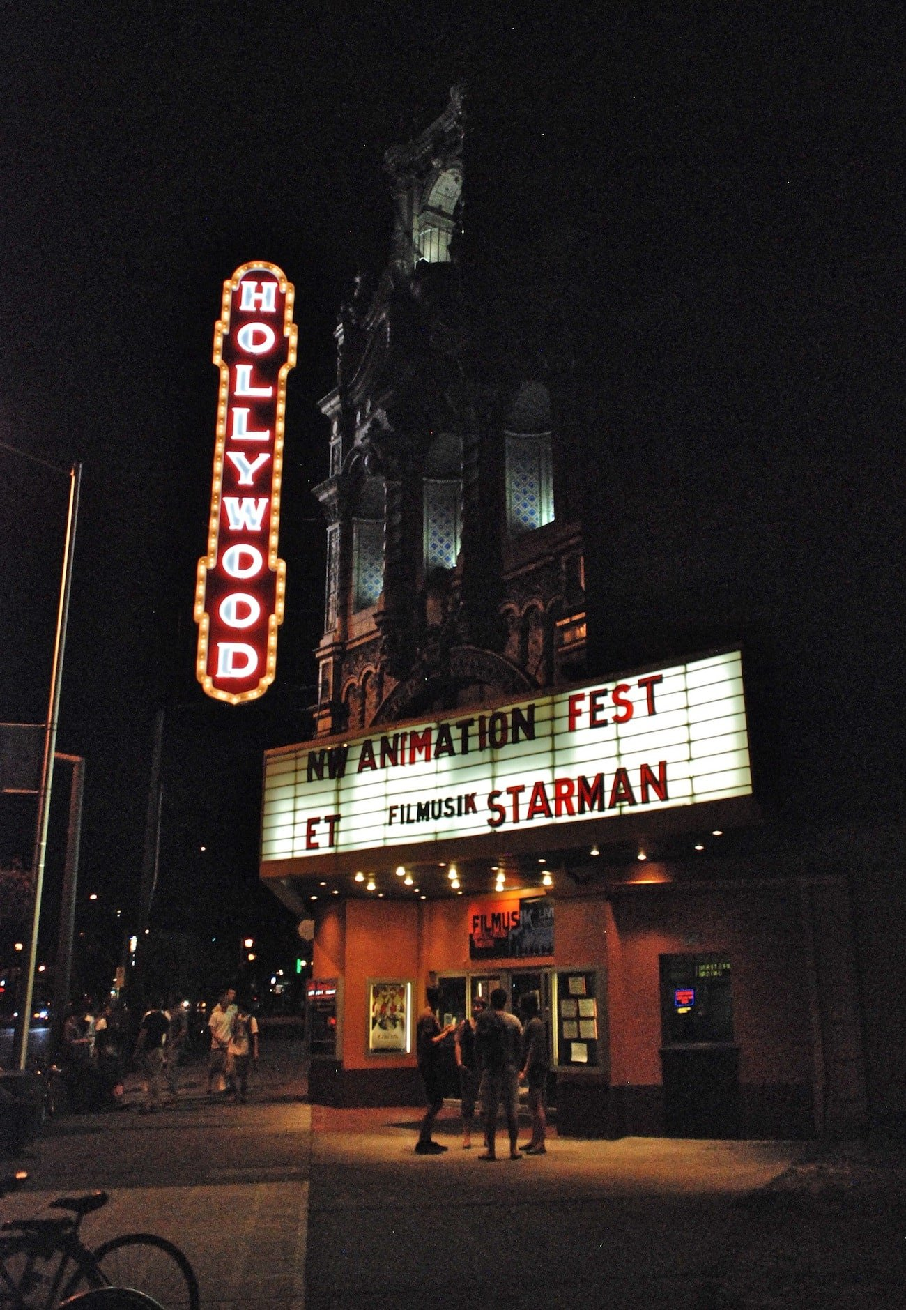 Hollywood Theatre Portland Oregon