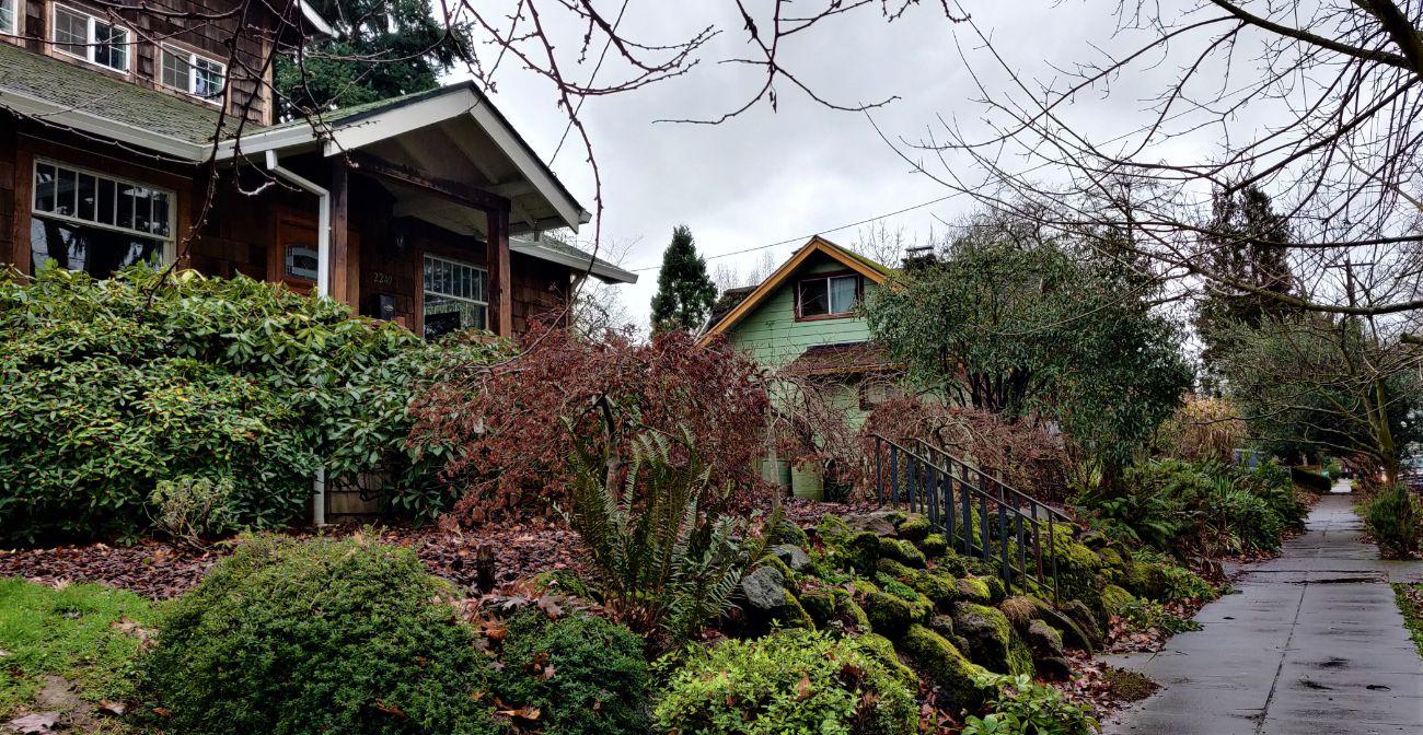 Houses in Kenton Portland