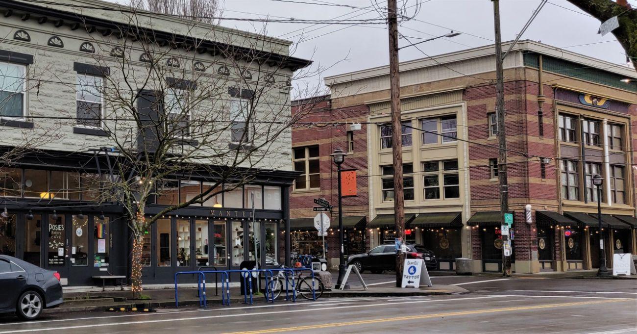 Kenton Main Street - Portland